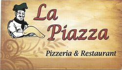 La Piazza Pizzeria & Restaurant