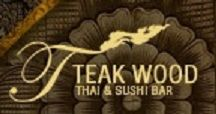 TEAK WOOD RESTAURANT THAI & SUSHI BAR