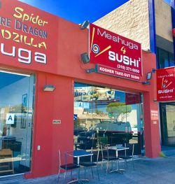 Meshuga 4 Sushi (West Pico Blvd)