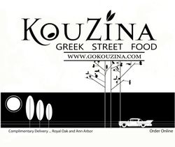 KouZina Greek Street Food Royal Oak