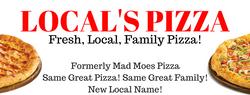The Locals Pizza