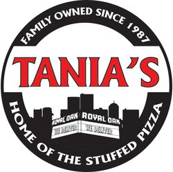 Tania's Pizza
