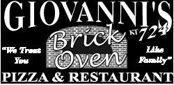 Giovanni's Pizza & Restaurant Rt. 724