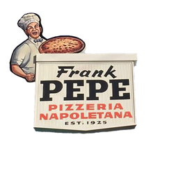 Frank Pepe's of New Haven