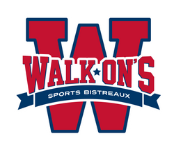 Walk On's - Houma (COMING SOON)