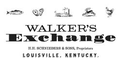 Walker's Exchange