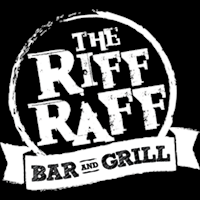 The RiffRaff Bar and Grill  (Closed Sunday)