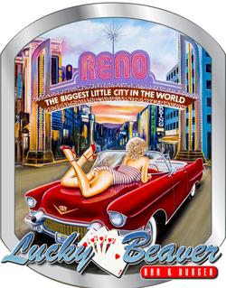 Lucky Beaver Bar & Burger - Reno