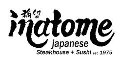 Inatome SteakHouse + Sushi