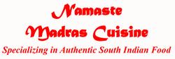 Namaste Madras Cuisine
