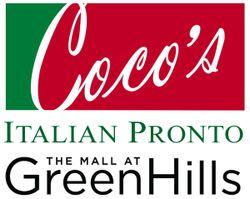 Coco's Italian Market - Green Hills Mall