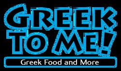 Greek To Me!